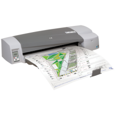 HP Designjet 111 24-in Printer with Tray (CQ533A)